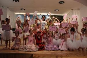 serbare balet copii timisoara